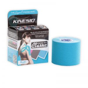 Kinesio Tape tex classic 400×5 blauw