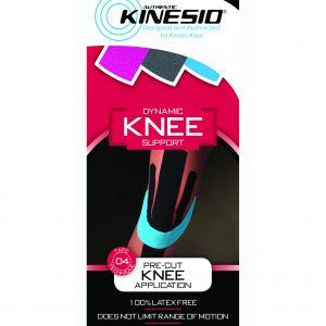 KinesioTape® Pre Cut voor de knie