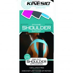 KinesioTape® Pre Cut voor de schouder