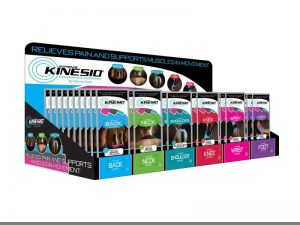 Wat is kinesiotape?