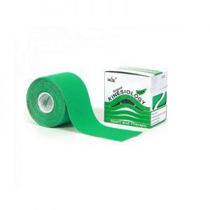 Nasara Kinesiologie tape groen
