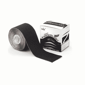 Nasara Kinesiologie tape zwart